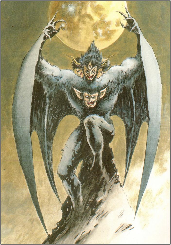 Зенон (Devilman)