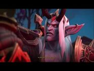 The Master of Lies Cinematic in WoW Shadowlands -- World of Warcraft Shadowlands Cinematic