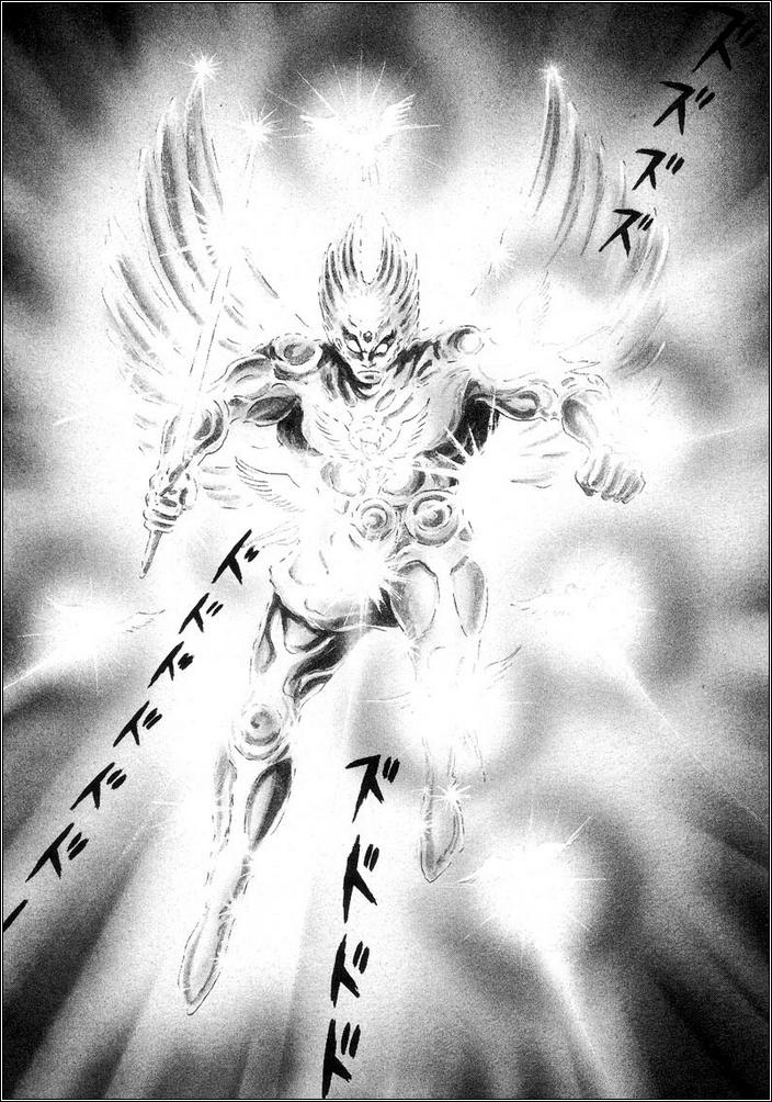 Бог (Devilman)