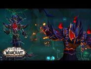 Kel'thuzad & Kael'thas Cutscene - Maldraxxus Finale - World of Warcraft Shadowlands