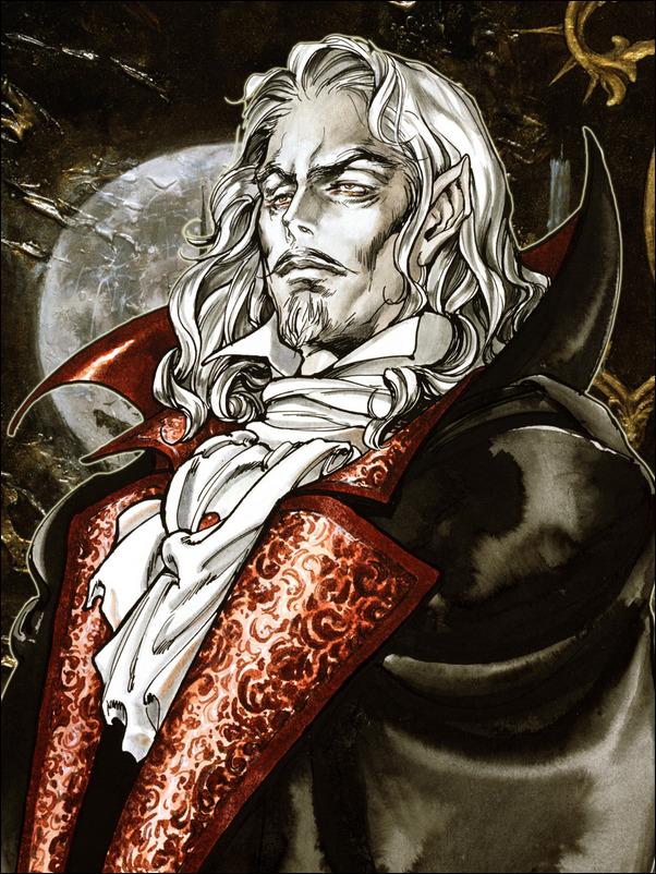 Дракула (Castlevania)