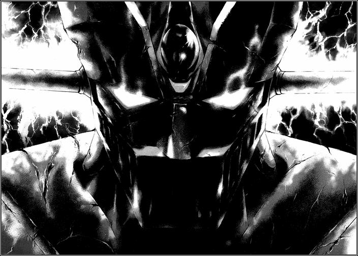 Великий Мазингер (Devilman)