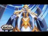 The Arbiter Cinematic - World of Warcraft Shadowlands