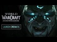"""Watch the Shadowlands Launch Cinematic- """"Beyond the Veil"""""""