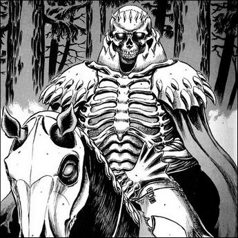 Рыцарь-скелет