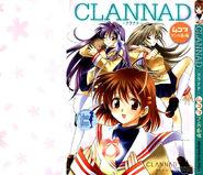 Clannad Manga Cover