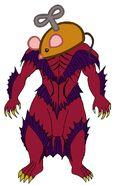 Toy Mouse Basura
