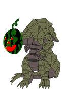Big Round Melon Rigani