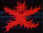 Shuriken Crown-of-thorns