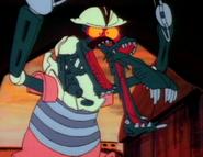 Buggane Minosaur