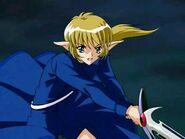 Blue Knight Attack