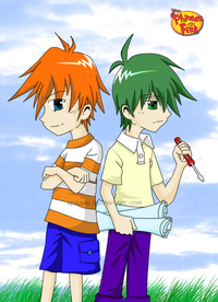 Phineas and Ferb anime.png