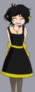 Hotaru in a Dress