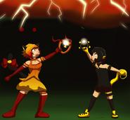 GMM - Hikari and Hotaru
