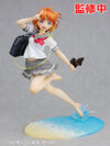 Chika Takami Blu-ray Jacket 1-7 with fans painted