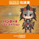 Nendoroid Hunter Female Rathalos Edition illus