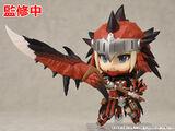 Nendoroid Hunter: Female Rathalos Edition