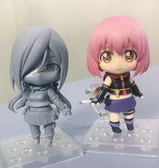 Nendoroid Yuki Hanzoumon & Momo Minamoto
