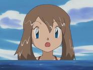 Princess May in Water