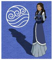 Princess Katara by invisiblejohnny.jpg