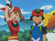Ash and May (Season 6)