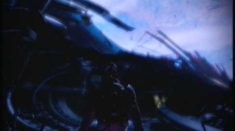 Mass Effect 2 - Shepard's Death w Liara T'soni
