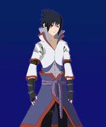 Sasuke uchiha costume invented by me by sebamonto-d640q08