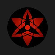 Sasuke s eternal mangekyou by alpha element-d4avaxa