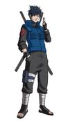 Naruto oc by tsim-d6lzyv7