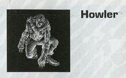 Howler from Animorphs Shattered Reality