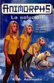 Animorphs 22 the solution La solucion spanish cover Ediciones B