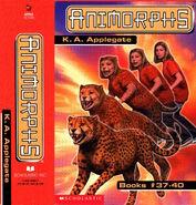 Animorphs books 37-40 box set