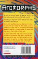 Animorphs 31 the conspiracy UK back cover