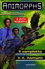 Animorphs 31 the conspiracy il complotto italian cover.jpg