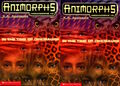 Animorphs megamorphs 2 mm2 time of dinosaurs scholastic edition parts 1 and 2 cover