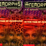 Animorphs megamorphs 2 mm2 time of dinosaurs scholastic edition parts 1 and 2 cover.jpg