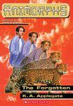 Animorphs 11 (The Forgotten) E-Book Cover