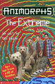 Animorphs 25 the extreme UK cover