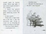 Australian The Invasion Ch 16 mini preview book last text page