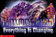 Everything is changing poster front