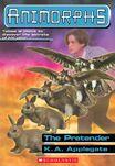 Animorphs 23 the pretender ebook cover