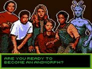 Animorphs Screenshot 2