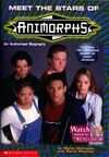 Meet the stars of Animorphs front cover