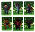All 6 Jake morph cards