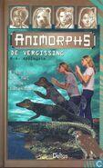 Animorphs 12 the reaction dutch cover
