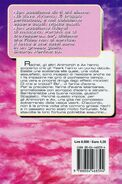 Animorphs 17 The Underground Il sotterraneo italian back cover
