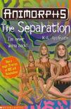 Animorphs 32 the separation UK cover