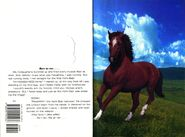 Animorphs 14 the unknown inside cover and quote