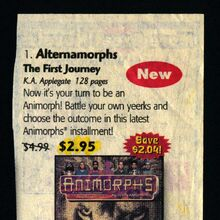 Alternamorphs the first journey book orders.jpg