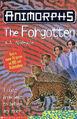 Animorphs 11 the forgotten UK cover 2000 edition